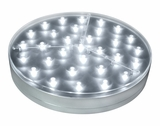 "E-Maxi Illuminator 8""  LED Light Disc by Acolyte - Centerpiece Lighting"