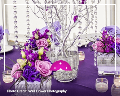 Centerpieces & Tabletops