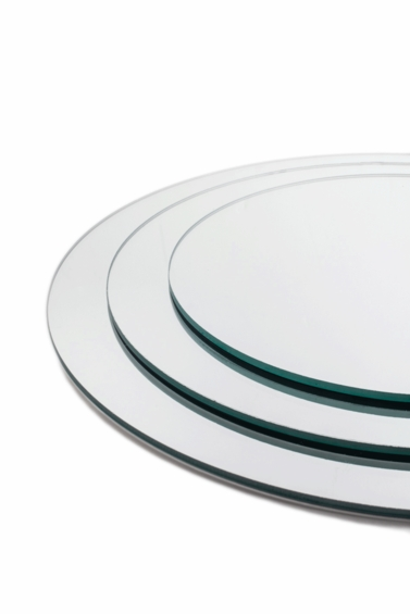 Discounted Centerpiece Mirrors Round 10 Quot Set Of 12