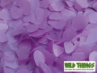 Floral Fabric Sheeting - Purple - 3' x 30' Roll