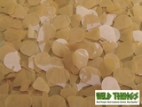Floral Fabric Sheeting - Sand - 3 ft x 30 ft Roll