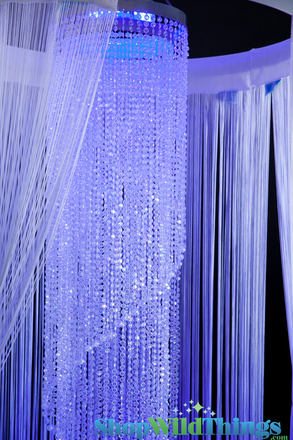 Fringe String Columns - Made to Order - Info Page