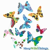 Garland -  Paper 3D Butterfly -  Spring Life