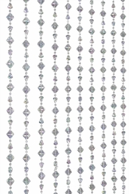 Gemstones Beaded Curtains - Chandeliers & Room Kits - 15+ Choices