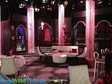 General Hospital Set Decor - Brilliant SQUARE Crystal Columns
