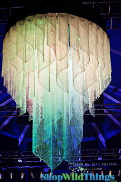Gigantic Chandelier Creation