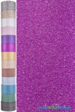 "Glitter Tape Fuchsia 2"" wide x 10 yds"