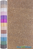 "Glitter Tape Light Brown / Coffee 2"" wide x 5 yds"