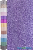 "Glitter Tape Purple 2"" wide x 5 yds"