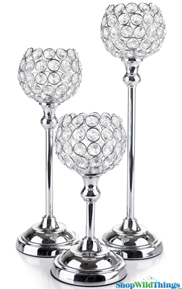 Candle Holders - Tabletop, Hanging, Floor Standing
