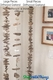 "Driftwood Garland 72"" Long x 3""  (Medium Pieces)"