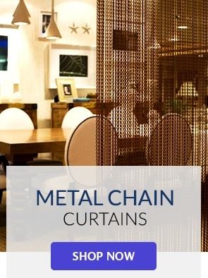 Metal Chains Curtains