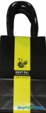 Kraft Bag, Small Black, 12 Ct