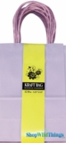 Kraft Bag, Small Lavender, 12 Ct