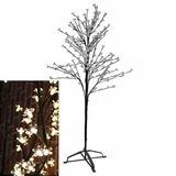 CLEARANCE LED Blossom Tree 6.5' - 240 Lights - Warm White