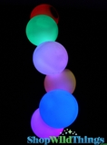 LED Orbs, Rainbow Balls, Fairy Berries