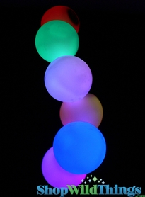 Fairy Firefly Balls, Rainbow Orbs & Floating LED Balls