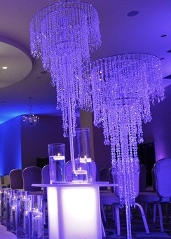Lighting for Homes, Events & Weddings