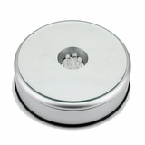 "Mirror Light Base - Rotating -  4.25"" with 7 LED Lights"