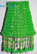Night Light - Beaded  Neon Green!