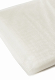 "Organza - Ivory - Bolt 58"" x 10 yards"