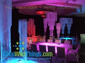 "Party Interiors - ""Chelsea"", ""Mirabella"", ""Tiffany"" & ""Delight"" Chandeliers"