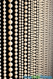 Pearl Beaded Curtains -  Pearl Chandeliers - Pearl Decor