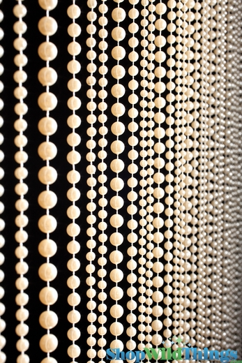 Pearl Beads Beaded Curtains Amp De 180 Cor Shopwildthings