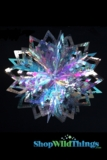 "Pendant ""Twinkle"" 8"" Wide - Iridescent Party Decoration"