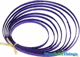 Purple Glitter Rope - Double Sided - 5 Yards