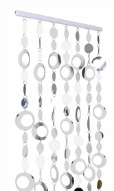 PVC Flexible Beaded Curtains & Chandeliers - 90+ Choices