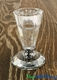 "Real Crystal Candlestick Holder ""Monza"" Silver - 3 1/8"""