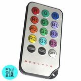 Remote Control for LED Lighting - RGB Color Changing