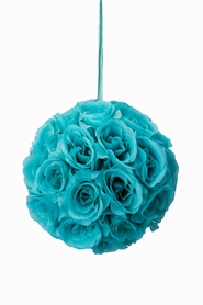 Flower Pomander Kissing Balls & Foam Flowers
