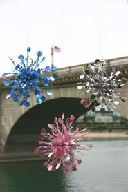 Scrunchabubbles!  Beaded, Bendable Decor - 4 Colors Available