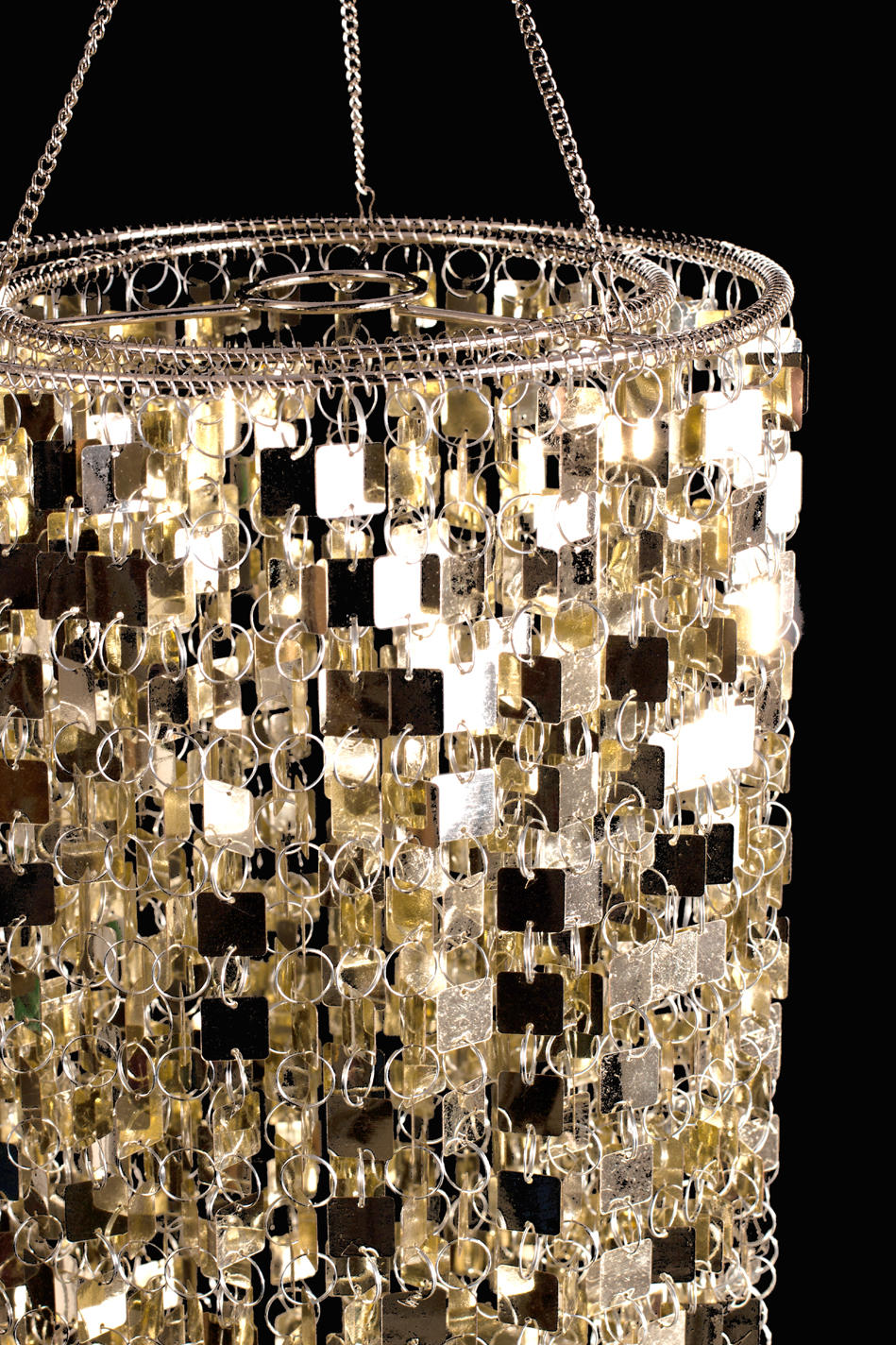 Party Chandelier Discount Chandelier Gold Buy Gold Shiny