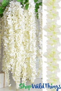 Silk Flowers & Hanging Floral