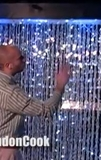 VIDEO: Stage Design - Chandelier Using Beaded Curtains - How To Video