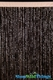 Coming Soon!  String Curtain Beige Bespangled Square Sequins 3 ft x 7.3 ft - Fire Treated Rayon