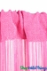 "String Curtain IBIS Rose 36"" x 88"" - Rayon"