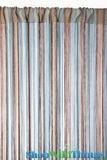 String Curtain Umbre Stripes 3 ft x 7.3 ft - Rayon