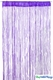 String Curtains - Sparkle Purple w/Tension Rod