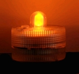 Submersible Floralyte Amber - Set of 10 - LED Lights
