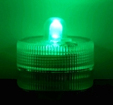Submersible Floralyte Green - Set of 10 - LED Lights
