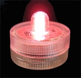 Submersible Floralyte Pink - Set of 10 - LED Lights