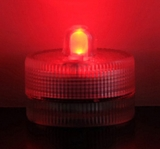 Acolyte Submersible Floralyte Red - Set of 10 - LED Lights