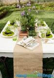 Table Toppers, Runners, Chair Bows