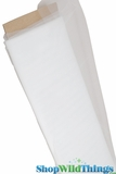 "Tulle Bulk Bolt - Plain White - 54""x 40 yds"