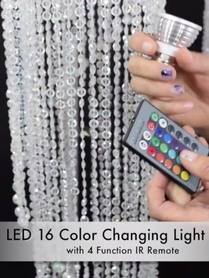 VIDEO: LED Color Changing Light Bulb Product Demonstration