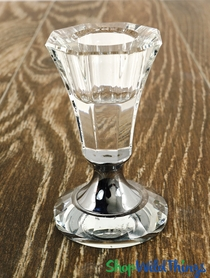 VIDEO: Real Crystal Candlesticks